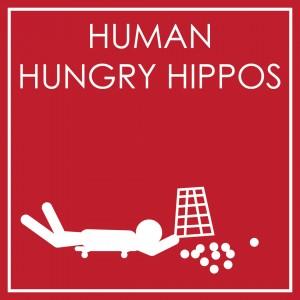 Human Hungry Hippos